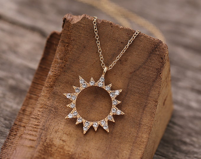Under the Sun Necklace