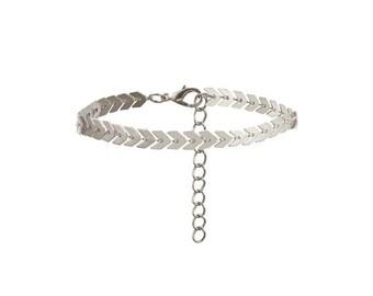 Wonderous Chevron Bracelet