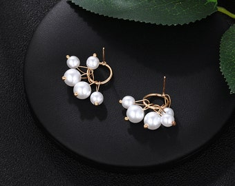 Not Your Everyday Pearl Studs