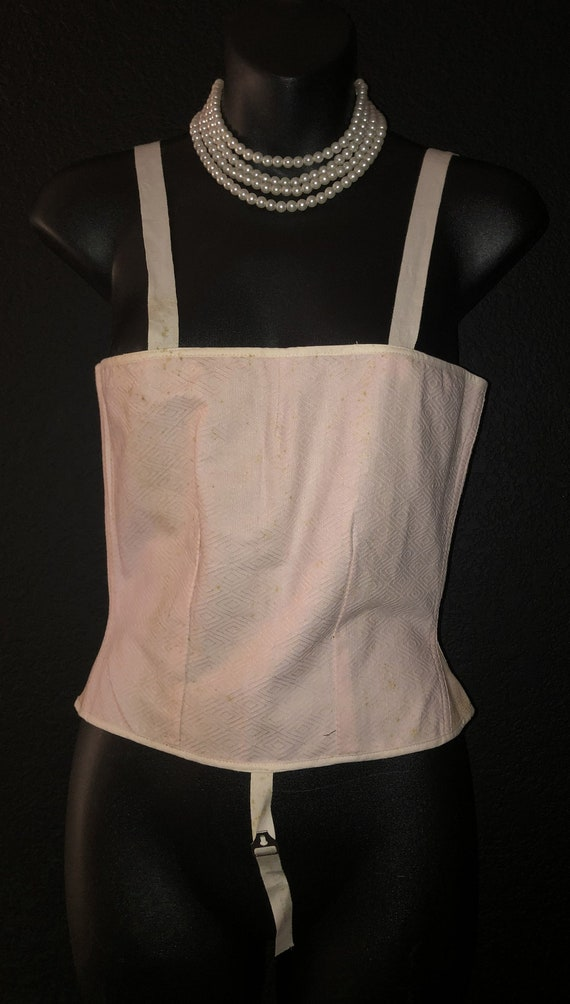 """OLD STORE STOCK - Vintage 1930's """"College Girl"""" Pi"""