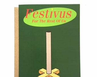 SEINFELD - Christmas Card
