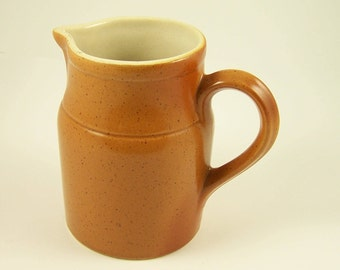 Sandstone jug sandstone from Digoin water jug  french stoneware vintage  Made in France