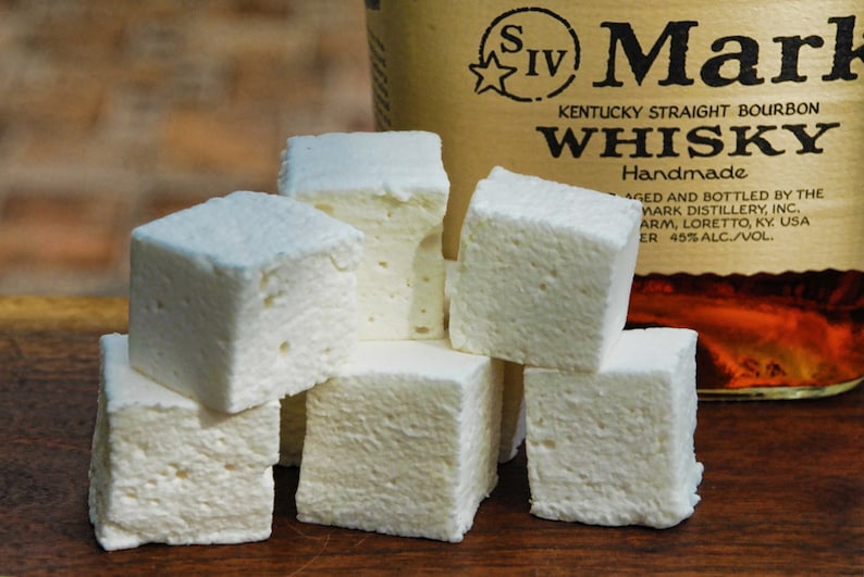 Bourbon Heritage  All Natural Marshmallows Handcrafted image 0