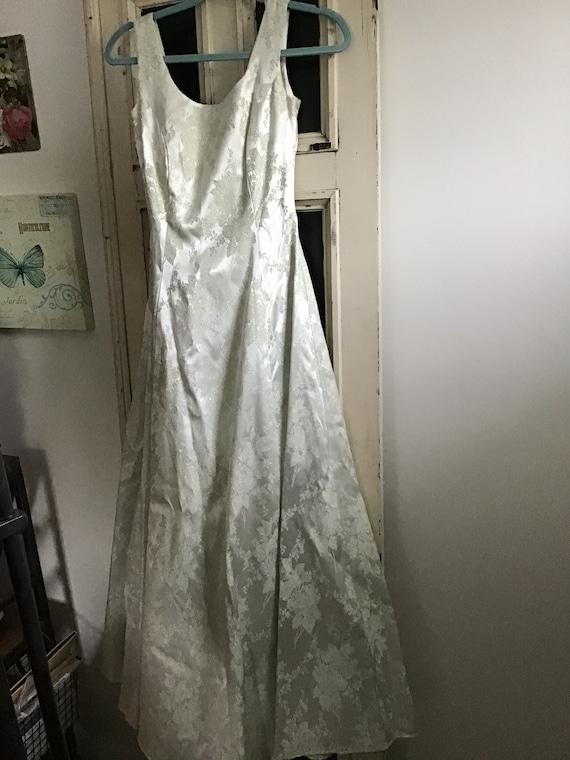 SALE: Jessica McClintock Gunne Sax Wedding Gown Sp