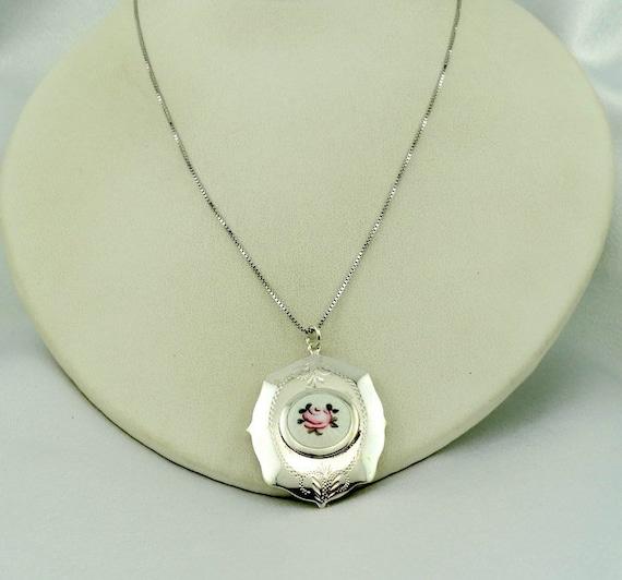 Simple clean elegant style Vintage Bling! Pair of Chic Steel Bangle Bracelets Black and diamond-like gems