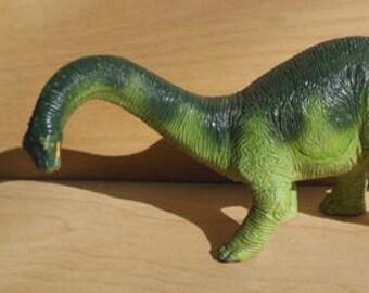 Carnegie / Safari Dinosaur Apatosaurus - Marked 1988