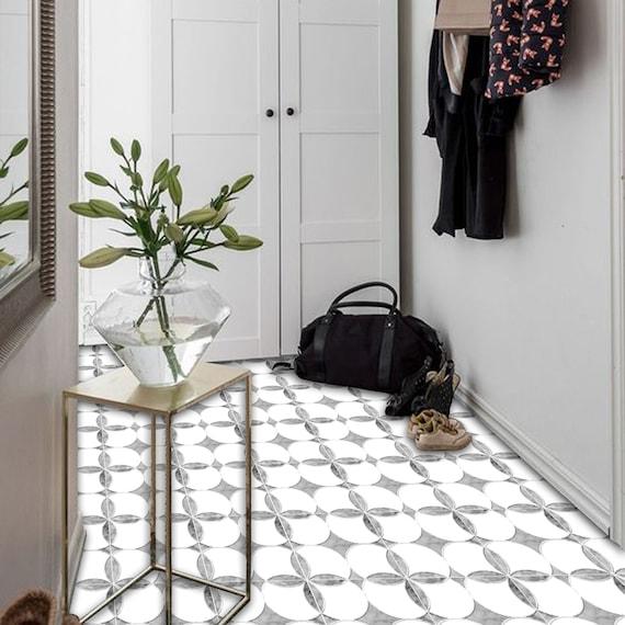 Tile Stickers Tiles For Kitchen Bathroom Back Splash Floor Etsy