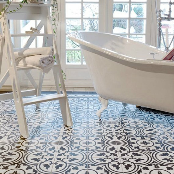 to da loos 7 window decal films to add privacy to your.htm tile decals tiles for kitchen bathroom back splash floor etsy  tile decals tiles for kitchen bathroom