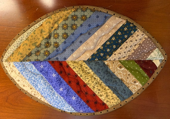 The Quilted Leaf Trivet