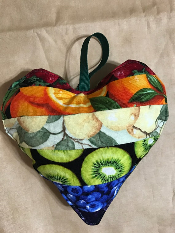 The Fruity Rainbow Pride Heart