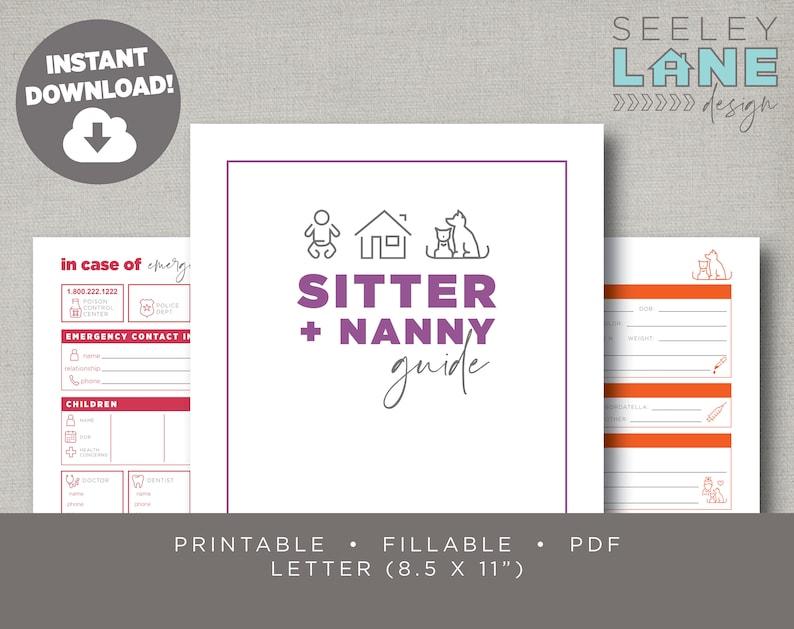 Babysitter / Nanny / Childcare / House Sitter / Pet Sitter image 0