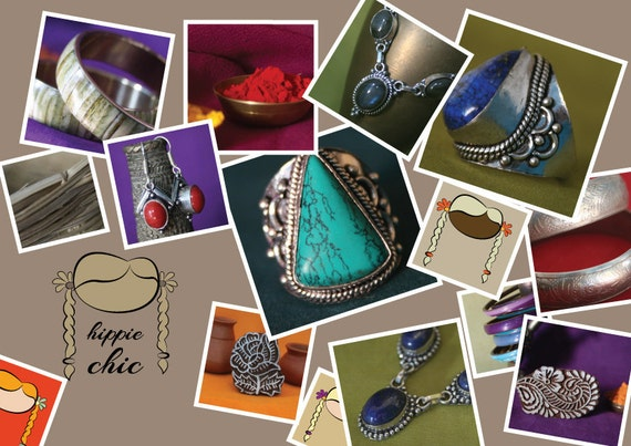 Indian craftsmanship size adjustable tribal trinkets with gem stones Boho toe rings with rhinestones