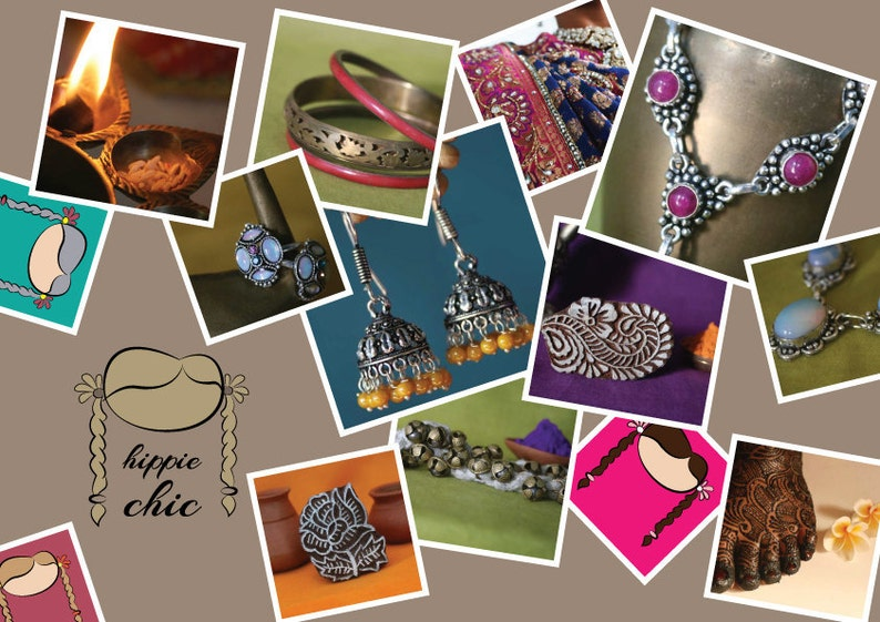 Traditional toe rings with rhinestones size adjustable tribal trinkets with gem stones Indian craftsmanship