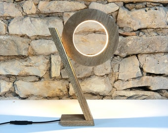 unique lamp, unusual lamp, unique desk lamp, unique table lamp, unusual table lamp, unusual desk lamp, accent lamp, abstract lamp,