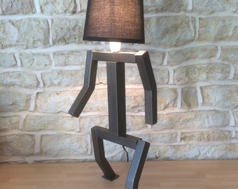 Stick Man Table/Desk Lamp