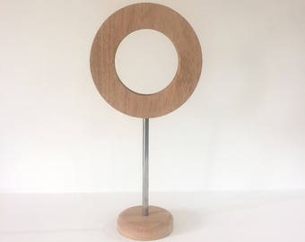 Circle Led Table Lamp