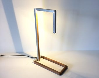 Modern Aluminium Table/Desk Led Lamp