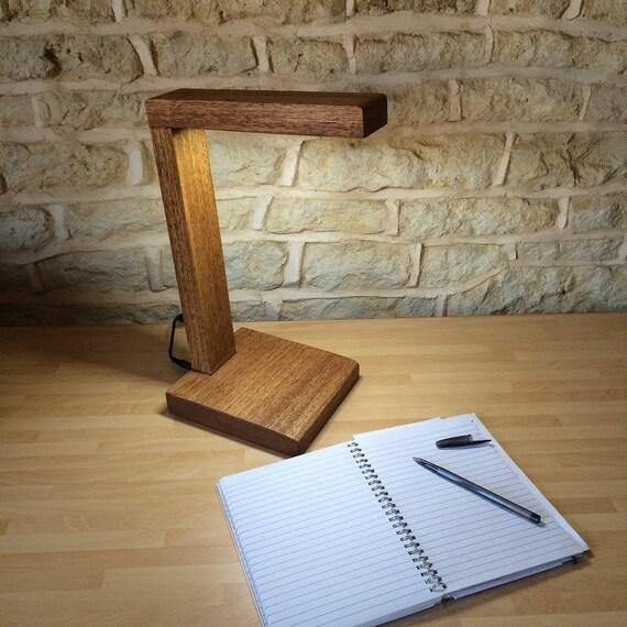 office desk lamp, lamp, wood lamp, modern gift, housewarming gift, promotion gift, desk lamp, contemporary lighting, bedside lamp