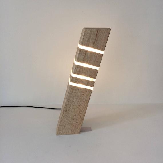 Table Lamp Wedding Gift Modern Home Lighting Housewarming Gift Contemporary Lighting