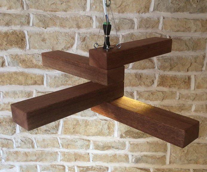 wood ceiling lighting. Wooden Ceiling Light, Pendant Chandelier, Led Modern Contemporary Home Decor Gift Wood Lighting