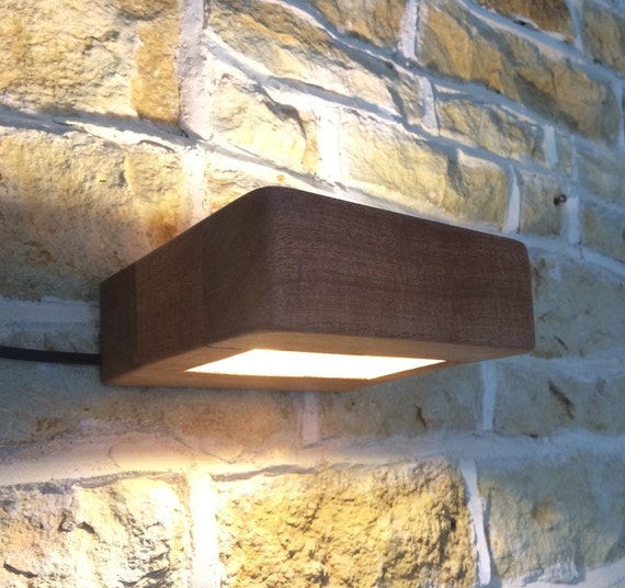 minimalist wall light, modern wall light, wall sconce, wooden sconce, wooden wall light, wall lamp, wooden lighting, contemporary light,