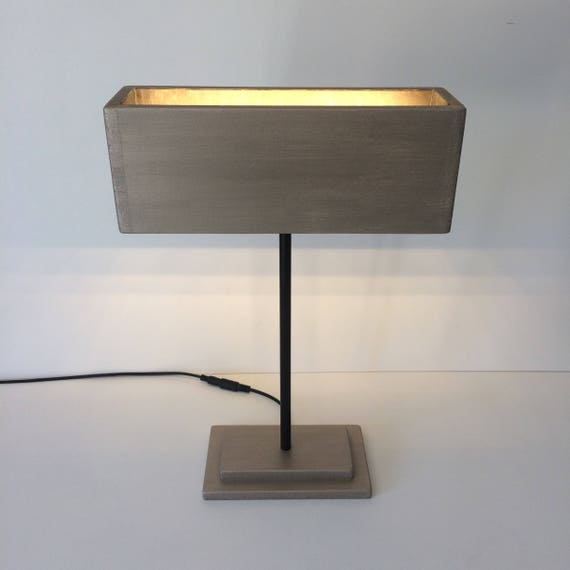 Modern Table Lamp Led Contemporary Light Desk Lamp Stylish Unusual Lighting Reading Lamp Accent