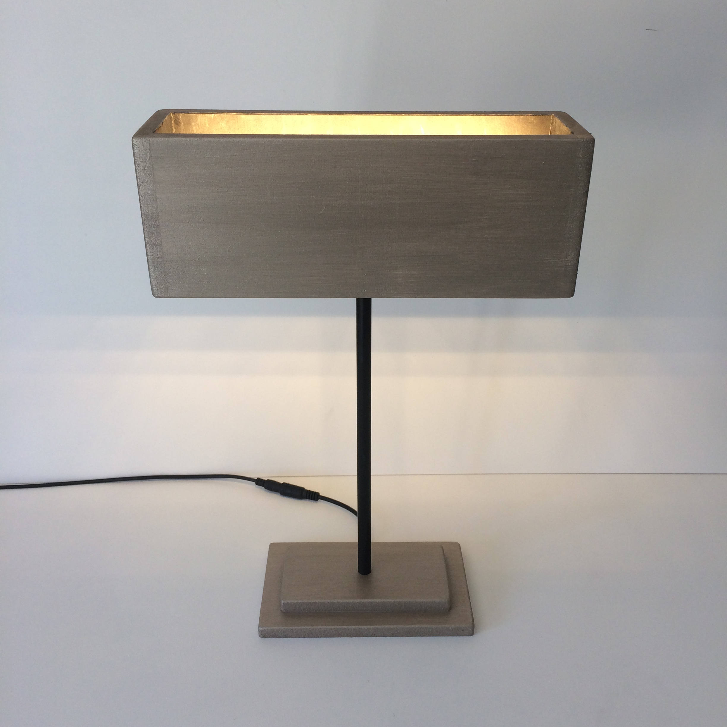 Accent Lighting Of Contemporary Table Lamps For Living: Modern Table Lamp Led Contemporary Light Desk Lamp Stylish