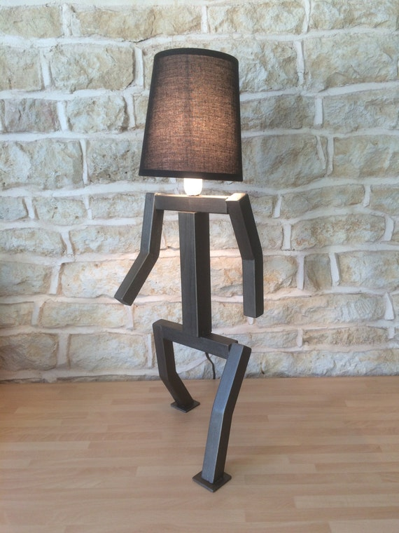 modern table lamp, unusual gift, abstract lamp, home gift, funny gift, contemporary lamp, modern lamp, desk lamp, office lamp