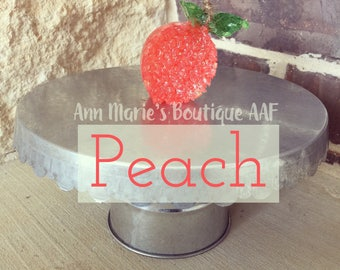 Peach Car Scent