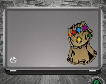 Infinity Gauntlet Decal