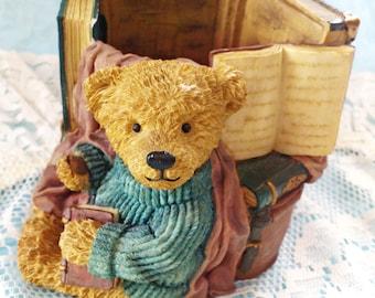 Leonardo Collection Bear Teddy Bear Pen Holder