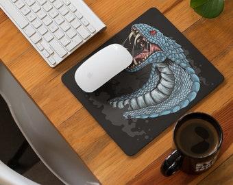 Cobra Snake Mouse Mat / Mouse Pad