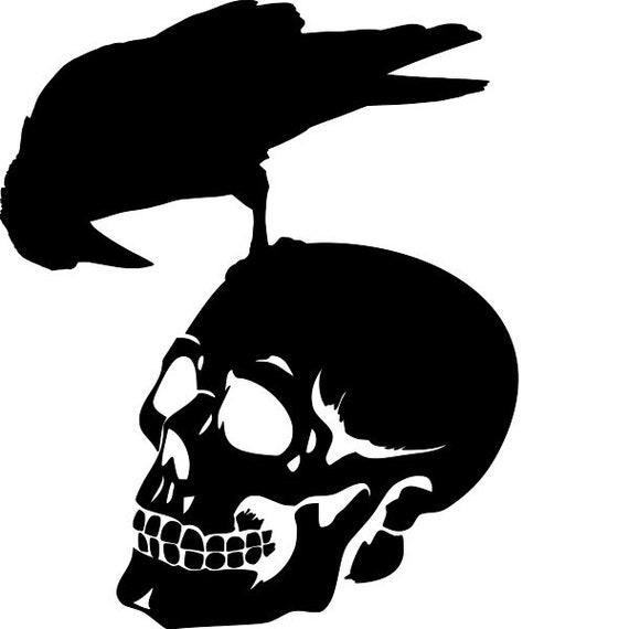 environ 21.59 cm Crown Crâne et Crossbone Stencil-Réutilisable 7.5 X 8.5 in