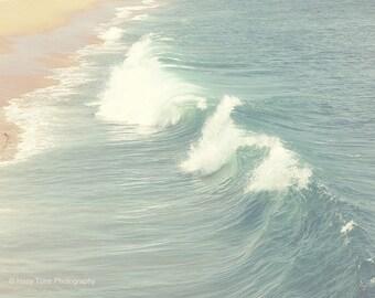 Ocean Print, Surf Photography, Beach Wall Decor, Beach Photography Print, Wave Print, Seascape Art, Surf Decor Beach Photograph, Coastal Art