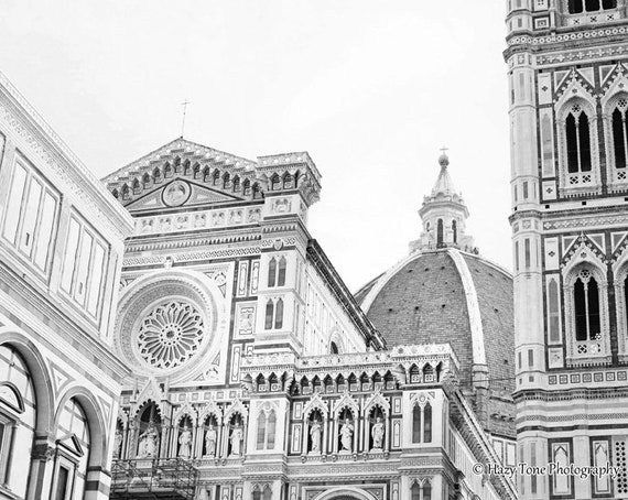 Italy Wall Art Living Room Wall Decor Florence Duomo Photograph Florence Cathedral Duomo di Firenze