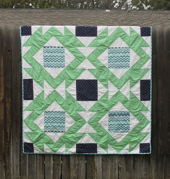 Südwestlich Tanz/Muster/Quilt-Muster Pdf/Modern quilt | Etsy