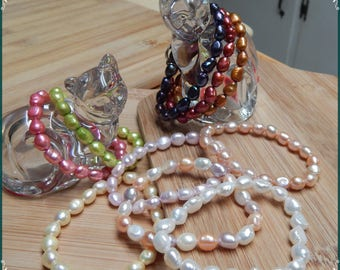 Earrings, Bracelets