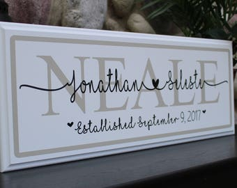 search php q personalized wedding gift