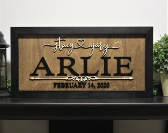Unique wedding gift-for couple-wedding gift sign-engagement wooden plaque-bridal shower gift