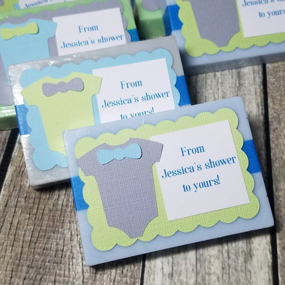 Its A Boy Baby Shower Favors Bow Ties Etsy