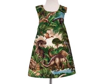 Dinosaur Dress the original T. rex dress