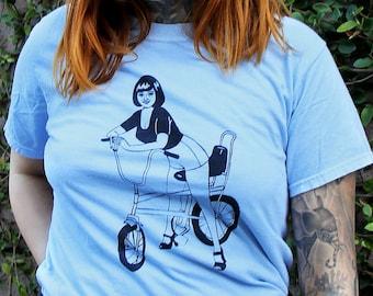 Bike Girl Shirt