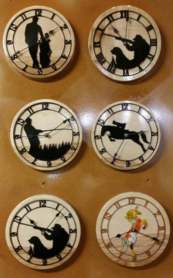 Wall Clock Lounge Clock Living Room Clock Kitchen Clock Clock Etsy