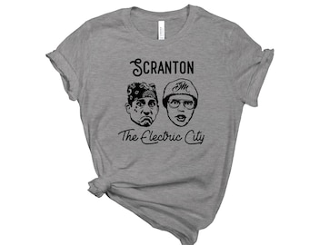 Electric City Prison Mike Graphic Tee