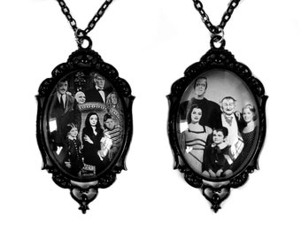 Munsters/Addams Pendant