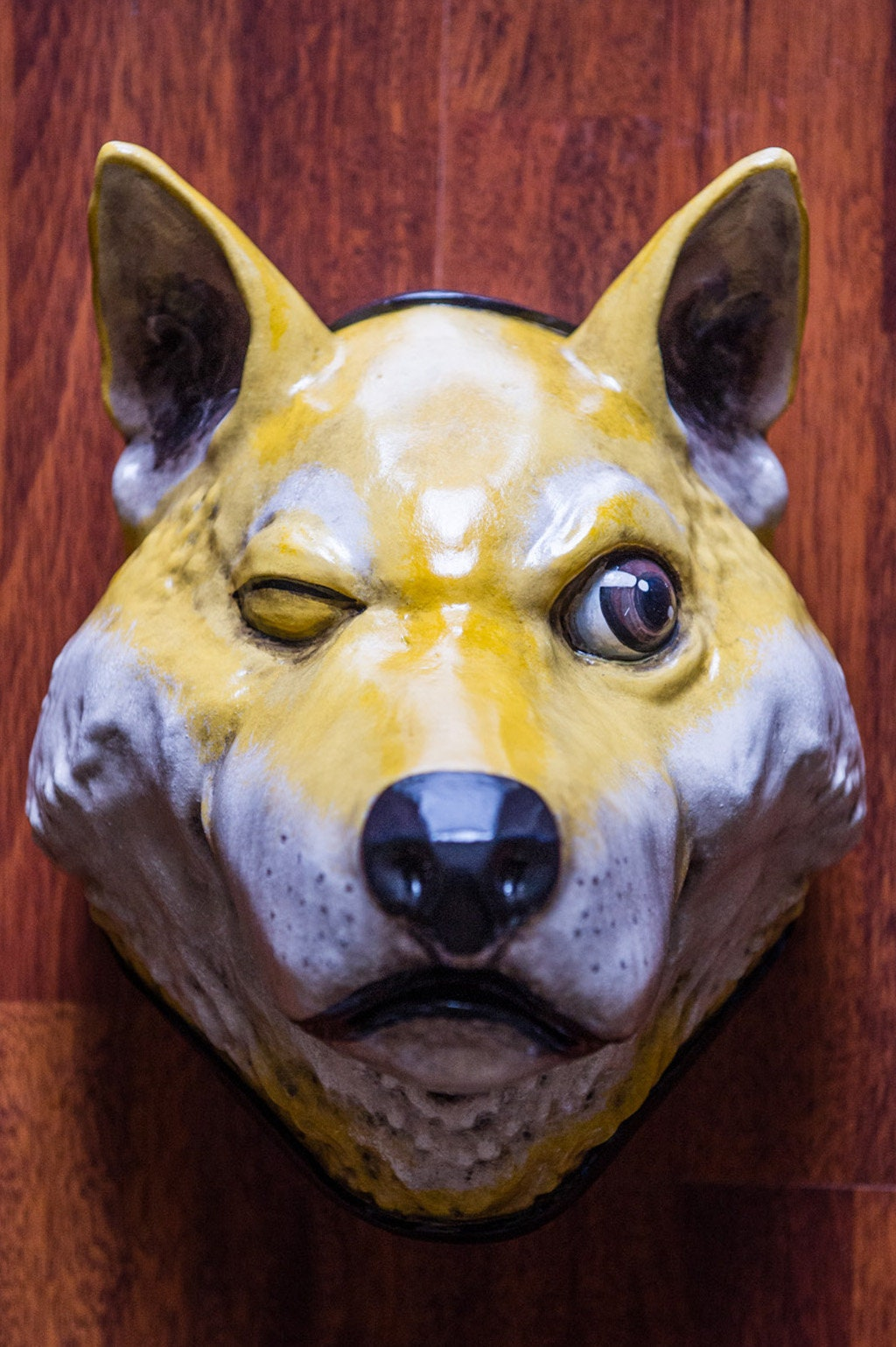 c9c6acc50669 Inspired Doge meme mask Hotline Miami Payday 2 the heist mask