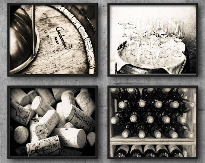 WINE & VINEYARD Prints