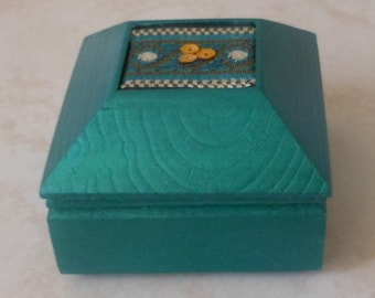 Trinket/Gift/Earring/Ring Box