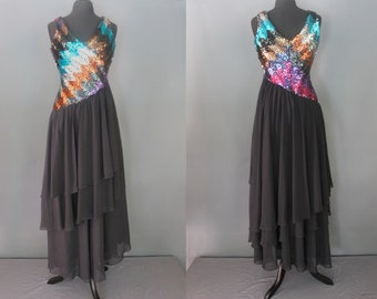 80s Disco Dress Etsy