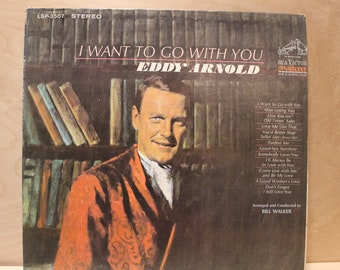 Items Similar To Eddy Arnold The Cattle Call On 45 Rpm Vintage
